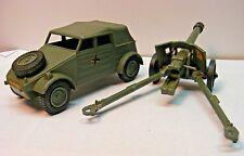 Dinky Toys #617 Volkswagon & Anti Tank Gun