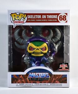Funko Pop! #68 Master of the Universe Skeletor on Throne Target Con 2021 Limited