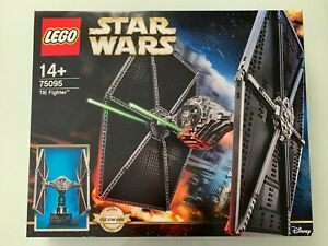 Lego Star Wars 75095 TIE Fighter UCS BNIB Brand new in box sealed mint condition