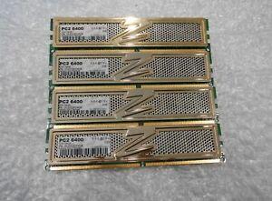 OCZ 8GB (4 X 2GB) DDR2 PC2-6400 800Mhz MEM NON-ECC KIT OCZ2G8004GK