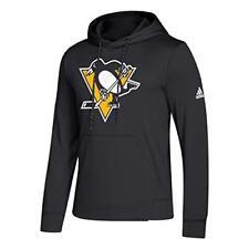 Pittsburgh Penguins NHL Men's Goalie Pullover Hooded Sweatshirt