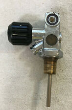 Scuba Tank Valve---1/2 inch pipe thread----Vintage Scuba---- K-Valve---
