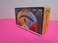 Punderdome A Card Game for Pun Lovers Ages 12+ Based On Live Game Show New