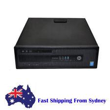 HP EliteDesk 800 G1 SFF Desktop PC i5-4570 CPU 8GB RAM 500GB HDD Windows 8 Pro