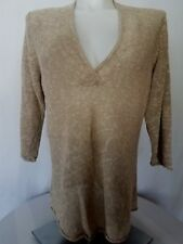 Coldwater Creek sweaters for woman size XL  cream color