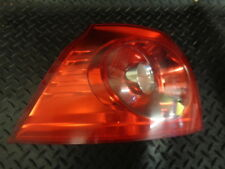 2004 VW GOLF 1.9 SE TDI 5DR DSG MK5 PASSENGER SIDE REAR LIGHT ASSEMBLY #260