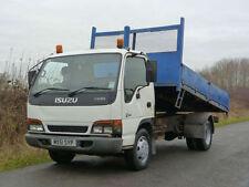 Commercial Lorries & Trucks Tipper 4x2 Axel Configuration