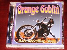 Orange Goblin: Time Traveling Blues CD 2010 Bonus Tracks Rise Above UK Jewel NEW