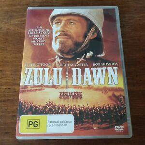 Zulu Dawn DVD R4 Like New! FREE POST