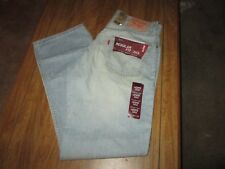 Levi's 505 Men's Regular Fit Jeans New with Tags Size 30 x 30 *