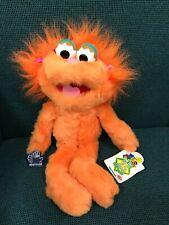 "Vintage Applause Sesame Street Zoe plush 12"" Muppets Jim Henson 1994"