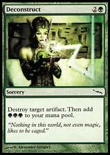MTG Magic - (C) Mirrodin - Deconstruct - SP