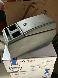 "73-87 Chevrolet Truck Bucket Seat Truck ""Console"" Grey"