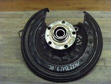 VW Phaeton 3D Steering Knuckle Wheel Hub Rear Left (3)