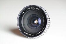 Carl Zeiss Jena Flektogon 20 4 20mm f4 lens Objektiv Zebra M42 with aperture pin
