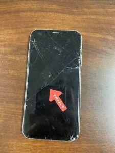 Apple iPhone X 64GB Unlocked Smartphone Silver. Baseband Fault + Power. FMI Off