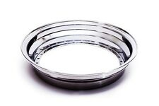 "15"" BBS RM RS 30 Bolt 3"" Aluminium Split Rim Outer Polished Wheel Dish Lips"
