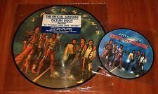 "MICHAEL JACKSON 2x PICTURE DISC VINYL Lot VICTORY LP & STATE OF SHOCK 7"" SINGLE"