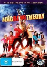 THE BIG BANG THEORY Season 5 : NEW DVD