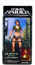 NECA Hitman Player Select Series 1 Lara Croft Action Figure
