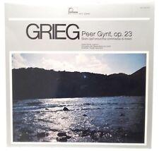 LP GRIEG Peer Gynt op. 23 della commedia Ibsen - Fontana 6540 043