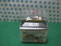 "Vintage  -  MERCEDES_BENZ 190 E AMG "" MS Racing "" - H0 1/87 Herpa  M. Sport"