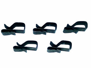 Ford Mercury Head Light Tail Lamp Engine Dash Wiring Harness Clamp Clips 5pcs C
