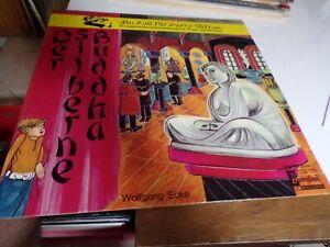 Ein Fall Für Perry Clifton Der Silberne Buddha Disneyland Hörspiel LP Vinyl