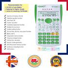 Scientific Calculator- 240 Func - School Exams GCSE & Core Maths Office Engineer