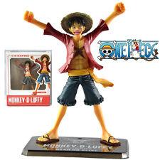 One Piece Anime Figuarts Zero Monkey D. Luffy PVC Figure the New World Toy 16cm