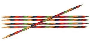 KnitPro Symfonie Wood Double Point Knitting Needles (Choose Size) Knitters Pride