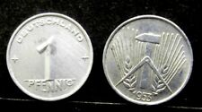 Deutschland (DDR) 1 Pfennig 1953 A -vorzüglich erhalten