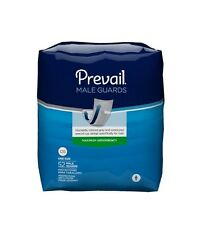 Prevail Male Guard, Bladder Control Pad, 13 Inch Length, PV-812/1 - Case of 208
