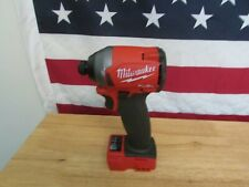 Milwaukee 2853-20 M18 FUEL 18-Volt 1/4 in. Hex Impact Driver 114