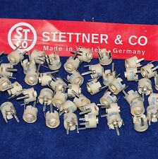 LOT 15 PCS // 3.5-13 pF - NEW -  VARIABLE CERAMIC TRIMMER CAPACITORS // FROM USA