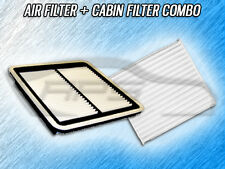 AIR FILTER CABIN FILTER COMBO FOR 2011 2012 2013 2014 2015 2016 SUBARU OUTBACK