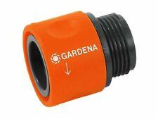 """GARDENA 900-26 Schlauchkupplung 21mm Hahnstück Hahnverbinder Garten NEU G 1//2/"""""""