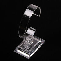 Fashion Acrylic Bracelet Jewelry Wrist Watch Display Rack Holder Show Stand