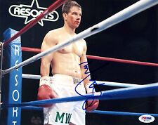 MARK WAHLBERG Signed 8x10 Photo PSA/DNA #AD11413