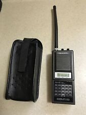Radio Shack Realistic Pro36 SCANNER Handheld Portable With Case