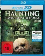 Haunting of Winchester House (Real 3D-Edition) | Ungekürzt | Blu-ray | NEU