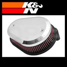 K & n Custom Filtro De Aire De Montaje Para Diversas Motos Harley Davidson-rk-3932