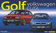 Fujimi modelo 1/24 Real Sports coche serie No.27 Volkswagen golf CL / GL