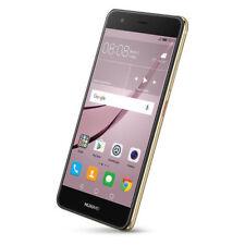 Teléfonos móviles libres Huawei color principal oro con memoria interna de 32 GB