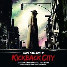 LP-RORY GALLAGHER-KICKBACK CITY -3LP- NEW VINYL RECORD