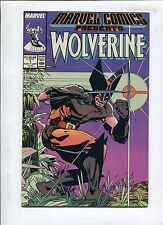 MARVEL COMICS PRESENTS WOLVERINE #1 - THE GOOD GUY! (9.2) 1988