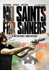 No Saints for Sinners (DVD, 2014)