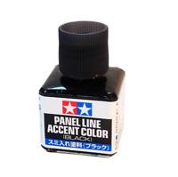 TAMIYA 87131 Panel Line Accent Color Black for Plastic Model Kit New 田宮 タミヤ