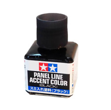 "TAMIYA 87131 Panel Line Accent Color Black for Plastic Model Kit New �""�宮 �'��ƒŸ�ƒ�"
