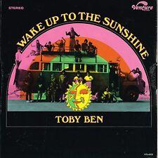 TOBY BEN wake up to the sunshine U.S.VENTURE LP_orig 1968 soft psych/folk SEALED